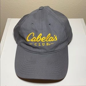 Cabela's Club Hat NWOT